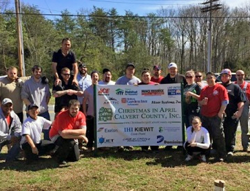 IET Corporation Supports Christmas in April